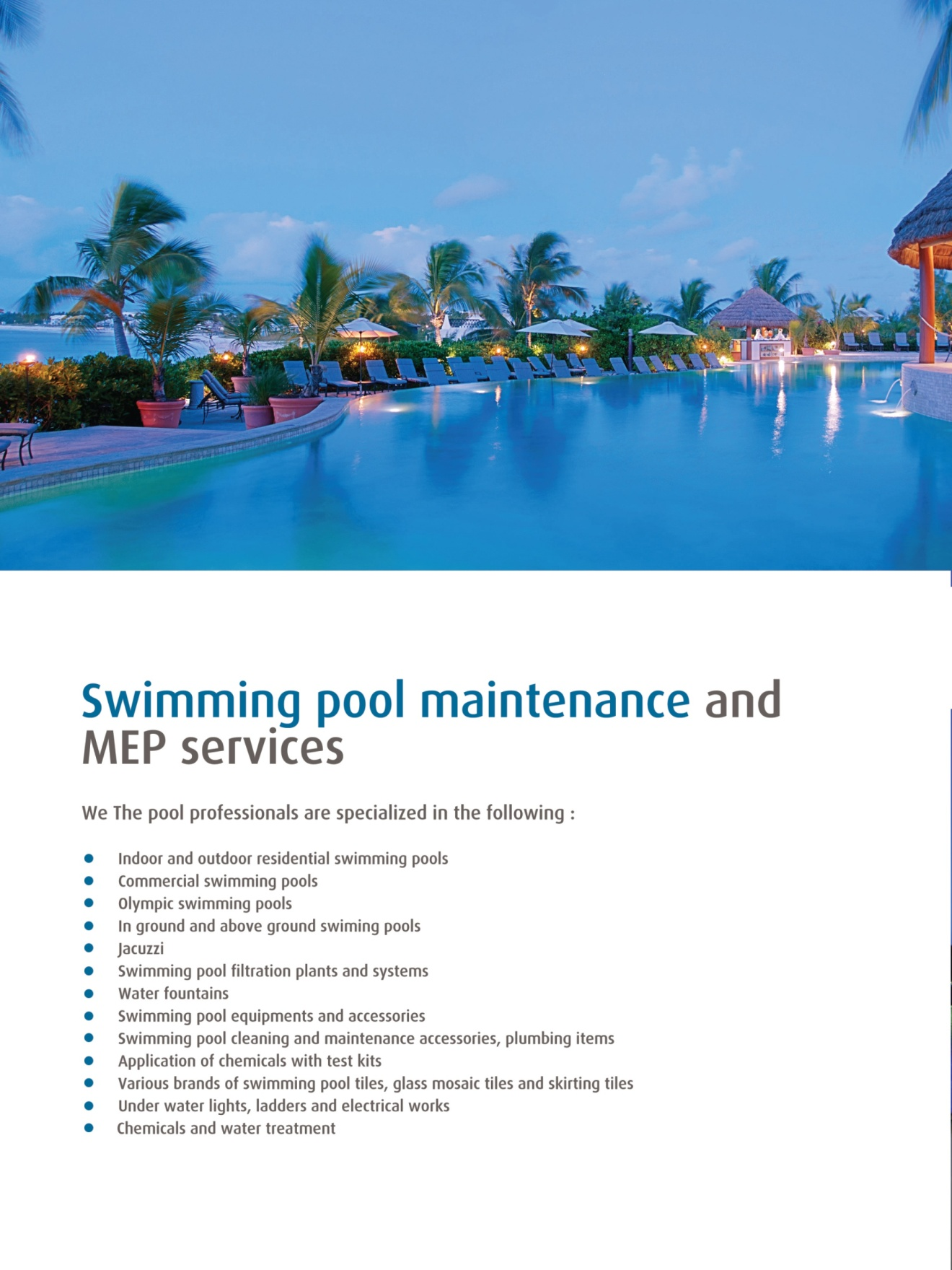 """Welcome to """"The Pool Professionals""""   The Pool Professionals ..."""